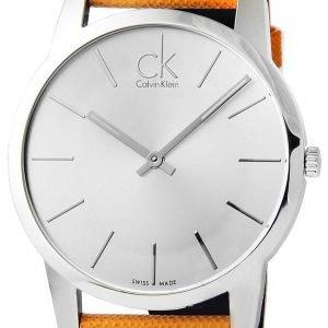 Calvin Klein City K2g21138 Kello Hopea / Nahka