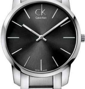 Calvin Klein City K2g21161 Kello Musta / Teräs