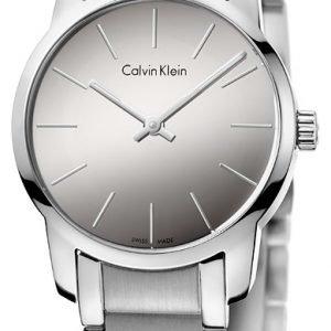 Calvin Klein City K2g23148 Kello Hopea / Teräs