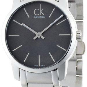 Calvin Klein City K2g23161 Kello Musta / Teräs