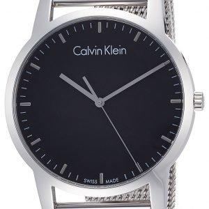 Calvin Klein City K2g2g121 Kello Musta / Teräs