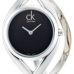 Calvin Klein Classic K2l23102 Kello Musta / Teräs