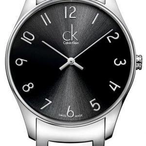 Calvin Klein Classic K4d2114x Kello Musta / Teräs