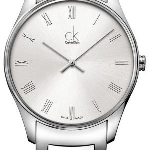 Calvin Klein Classic K4d2114z Kello Hopea / Teräs