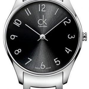 Calvin Klein Classic K4d2214x Kello Musta / Teräs