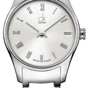 Calvin Klein Classic K4d2314z Kello Hopea / Teräs