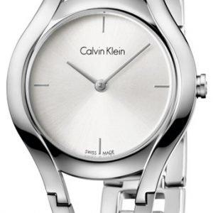 Calvin Klein Classic K6r23126 Kello Hopea / Teräs