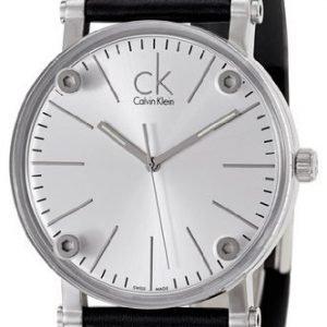 Calvin Klein Cogent K3b2t1c6 Kello Hopea / Nahka