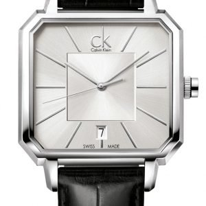 Calvin Klein Concept K1u21120 Kello Hopea / Nahka