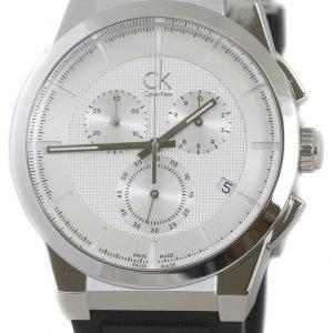 Calvin Klein Dart K2s371d6 Kello Hopea / Kumi