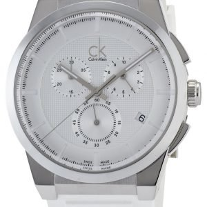 Calvin Klein Dart K2s371l6 Kello Hopea / Kumi