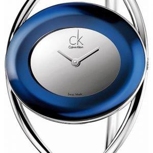 Calvin Klein Delight K1a24706 Kello Hopea / Teräs