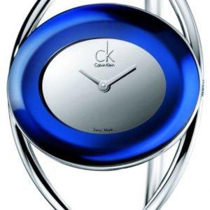 Calvin Klein Delight K1a24806 Kello Hopea / Teräs