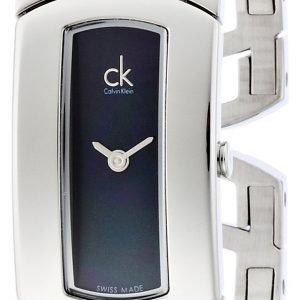 Calvin Klein Dress K3y2s11f Kello Sininen / Teräs