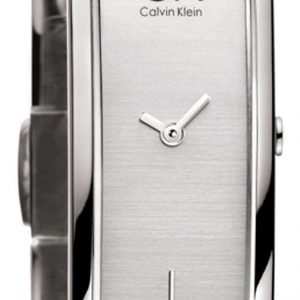 Calvin Klein Dress K5023120 Kello Hopea / Teräs