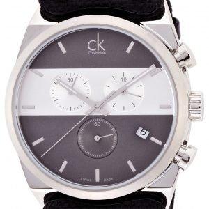 Calvin Klein Eager K4b371b3 Kello Monivärinen / Tekstiili