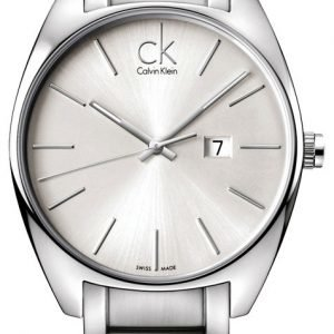 Calvin Klein Exchange K2f21126 Kello Hopea / Teräs