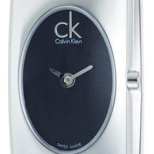 Calvin Klein Feminine K1y23102 Kello Musta / Teräs