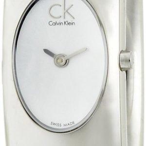 Calvin Klein Feminine K1y23120 Kello Hopea / Teräs