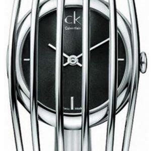 Calvin Klein Fly K9923107 Kello Musta / Teräs