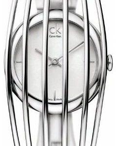 Calvin Klein Fly K9923120 Kello Hopea / Teräs
