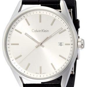 Calvin Klein Formality K4m211c6 Kello Hopea / Nahka