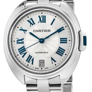 Cartier Calibre De Cartier Wscl0006 Kello Hopea / Teräs