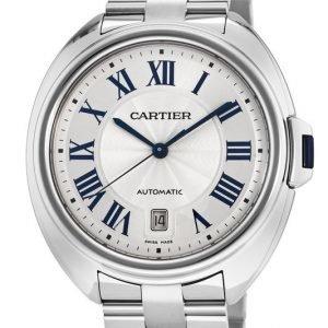 Cartier Calibre De Cartier Wscl0007 Kello Hopea / Teräs