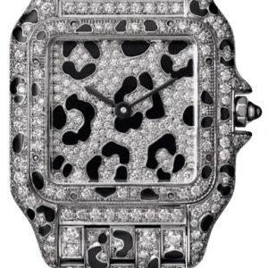 Cartier Panthere De Cartier Hpi01096 Kello Timanteilla / 18k