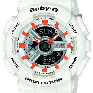 Casio Baby-G Ba-110pp-7a2er Kello Lcd / Muovi