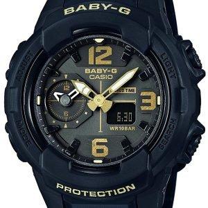 Casio Baby-G Bga-230-1ber Kello Musta / Muovi