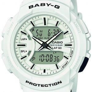 Casio Baby-G Bga-240-7aer Kello Lcd / Muovi