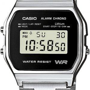 Casio Casio Collection A158wea-1ef Kello Teräs