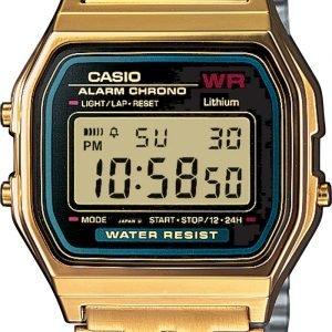 Casio Casio Collection A159wgea-1ef Kello Kullansävytetty