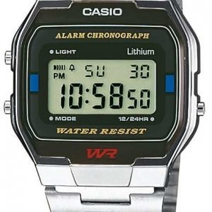 Casio Casio Collection A163wa-1qes Kello Teräs