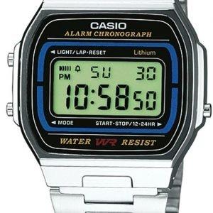 Casio Casio Collection A164wa-1ves Kello Teräs