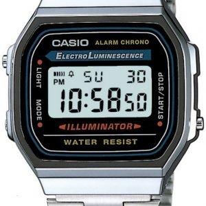 Casio Casio Collection A168wa-1yes Kello Teräs