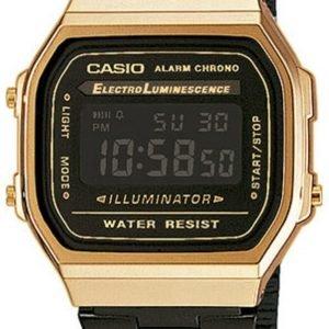 Casio Casio Collection A168wegb-1bef Kello Lcd / Teräs
