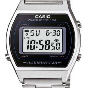 Casio Casio Collection B640wd-1avef Kello Lcd / Teräs
