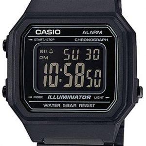 Casio Casio Collection B650wb-1bef Kello Lcd / Teräs