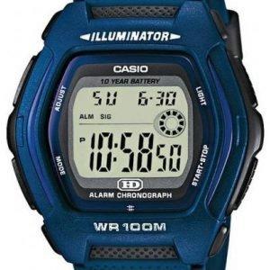 Casio Casio Collection Hdd-600c-2aves Kello Muovi