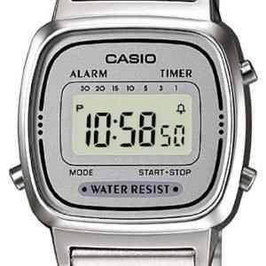 Casio Casio Collection La670wea-7ef Kello Lcd / Teräs