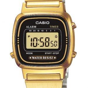 Casio Casio Collection La670wega-1ef Kello Kullansävytetty