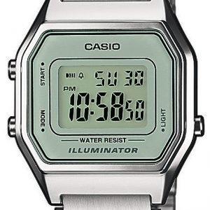 Casio Casio Collection La680wea-7ef Kello Lcd / Teräs