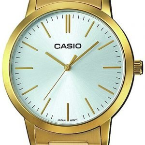 Casio Casio Collection Ltp-E118g-7aef Kello Hopea / Kullansävytetty Teräs
