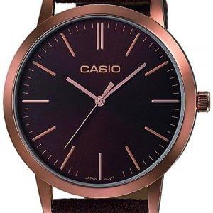Casio Casio Collection Ltp-E118rl-5aef Kello Ruskea / Nahka