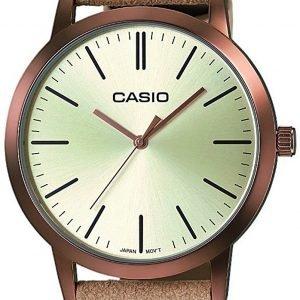 Casio Casio Collection Ltp-E118rl-9aef Kello Hopea / Nahka
