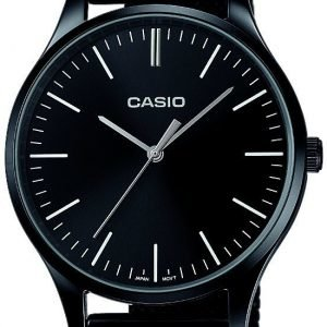 Casio Casio Collection Ltp-E140b-1aef Kello Musta / Teräs
