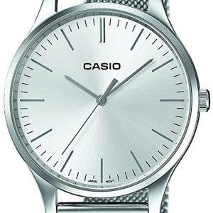 Casio Casio Collection Ltp-E140d-7aef Kello Hopea / Teräs