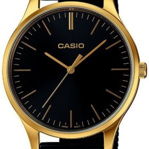 Casio Casio Collection Ltp-E140gb-1aef Kello Musta / Teräs